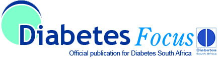 Want to know when a new issue of Diabetes Focus is published? Click on the logo to subscribe to our mailing list!