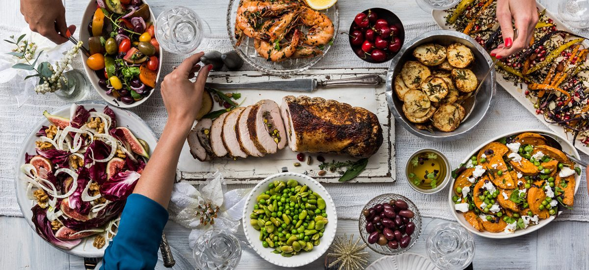 How to make a healthy festive feast
