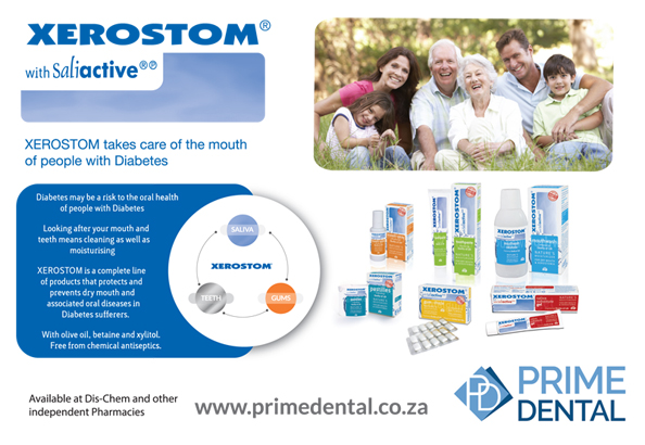 Prime Dental on dry mouth