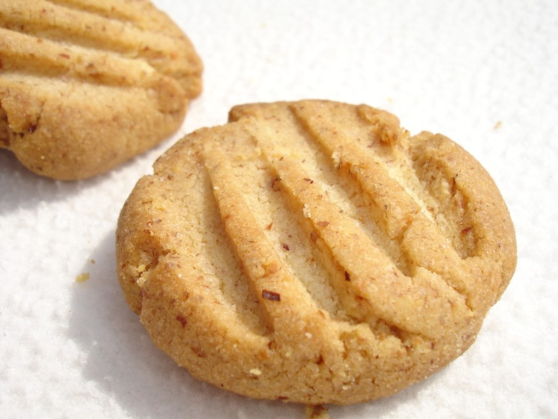 Suganon Peanut Buttery Biscuits