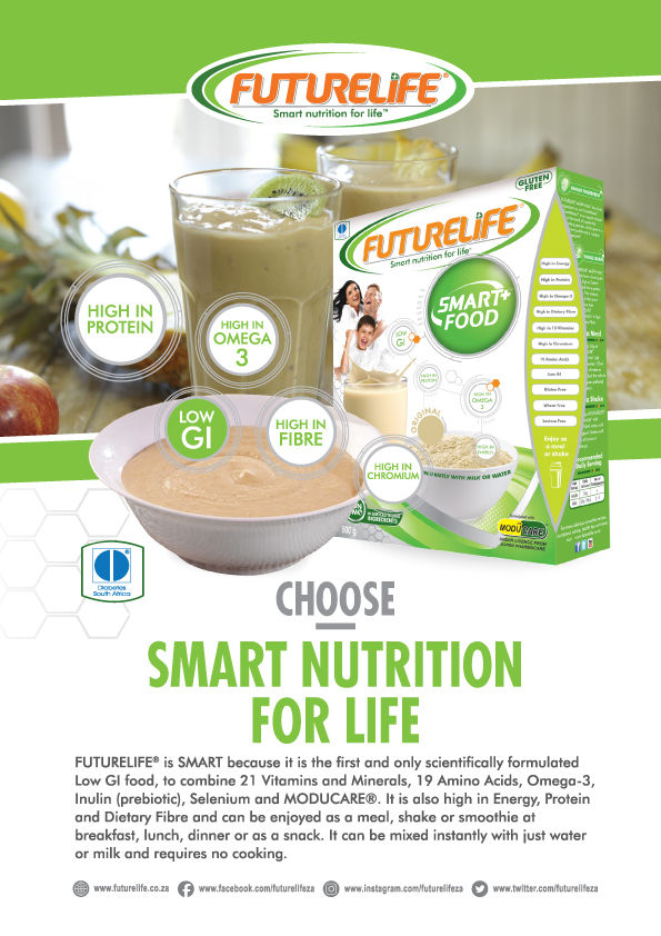 Futurelife Smoothies For People Living With Diabetes