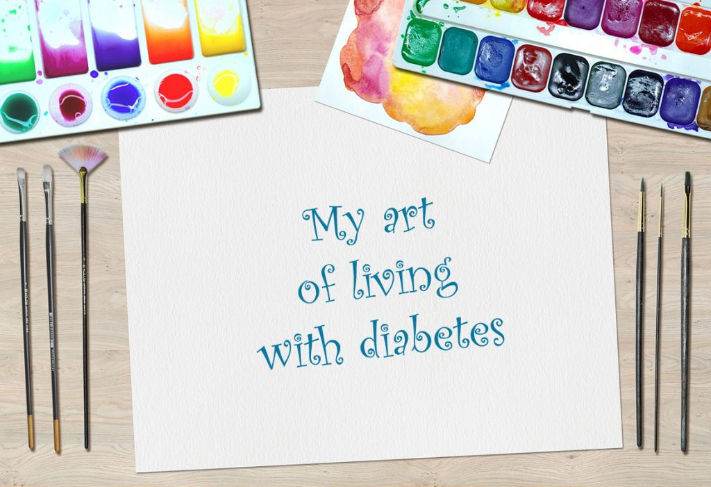 art of living with diabetes