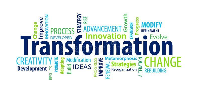 word transformation