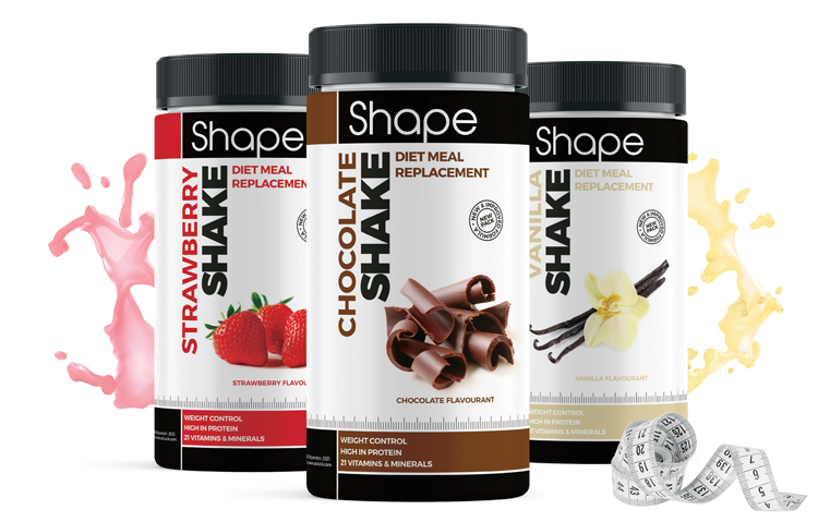 Shape Diet Meal Replacement Shakes