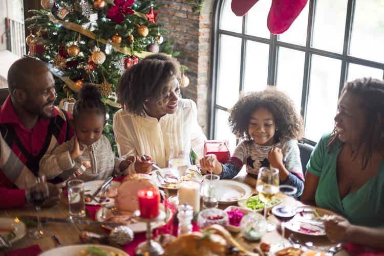 festive season binge eating