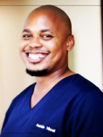 Sakhile Nkosi is an audiologist in clinical practice at a district hospital, South Africa. He obtained his undergraduate degree in Communication Pathology (Audiology) at University of Pretoria. He is chairing the South African state cohort at The Audiology Project (TAP), a project that aims to advocate for the inclusion of audiological services in the care of patients with diabetes. Sakhile is currently completing his master's degree in Audiology at the University of KwaZulu-Natal.